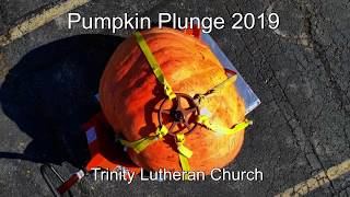 Trinity 2019 Pumpkin Drop