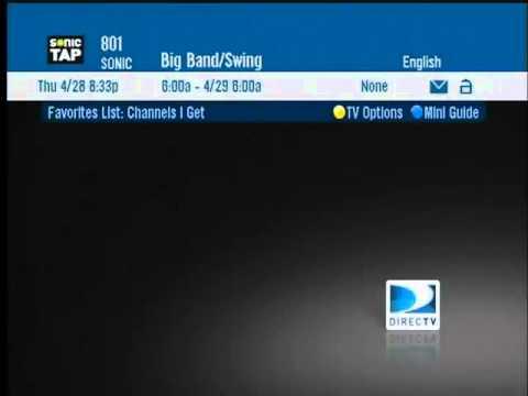 Channel surfing on DirecTV (April 28, 2011) [4/4]