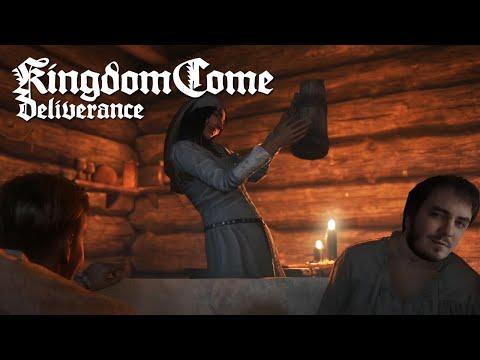 Мэддисон играет в Kingdom Come: Deliverance #12 - Братва в бане