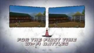Naruto Shippuden Clash Ninja Revolution 3 - Nintendo Wii