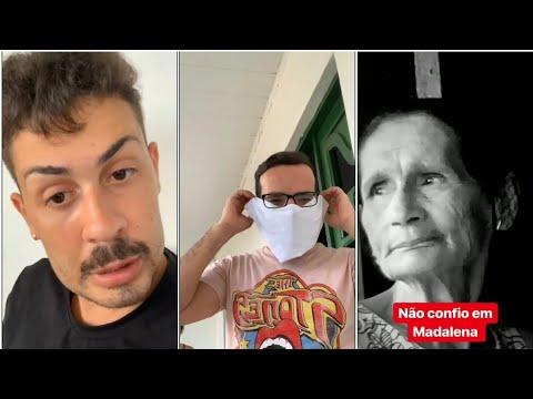 Paulo Faz Armonização Facial E Esconde O Rosto