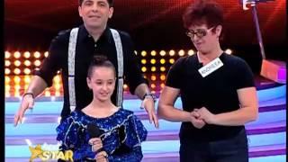 Prezentare: Andreea Tucaliuc - 10 ani, Botoșani
