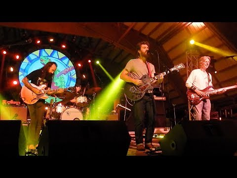 Phil Lesh & The Terrapin Family Band -  Scarlet Begonias - Revival Music Festival -May 26, 2018 LIVE