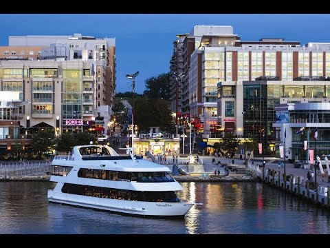 National Harbor DC Waterfront | Walking Tour