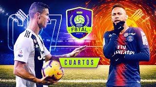 F8TAL RONALDO TOTY | CUARTOS DE FINAL | DjMaRiiO vs Toniemcee