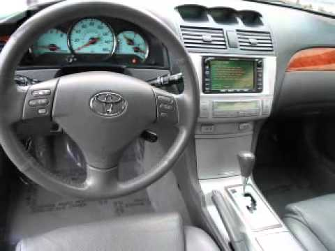 2006 toyota camry solara ann arbor mi youtube. Black Bedroom Furniture Sets. Home Design Ideas