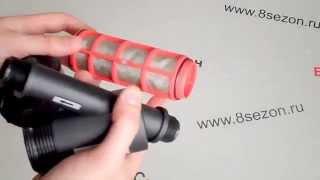 Сетчатый фильтр тонкой очистки для капельного полива(, 2014-07-20T09:50:25.000Z)