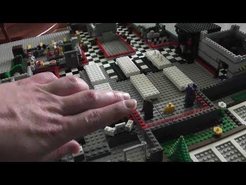 The Making Of Lego Freddy Fazbear's Pizza