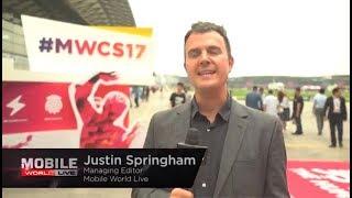 Mobile World Congress Shanghai 2017 Day 1 highlights