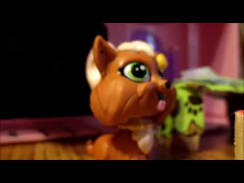 LPS: THE SCHOOL: DRAMA QUEEN (EPS. #1- THE NEW GIRL)