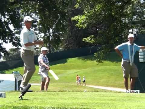 2011 US Open John Senden