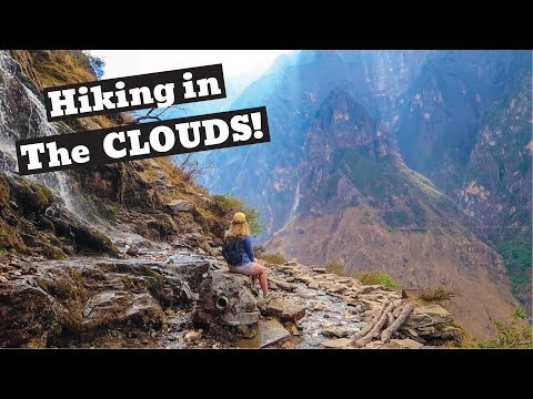 Tiger Leaping Gorge Hike | Yunnan, China
