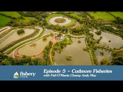 Fishery - Episode 5 - Cudmore Fisheries With Andy May