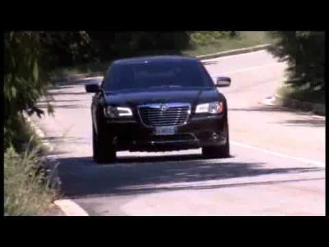 Lancia Thema 2012 Test Drive Youtube