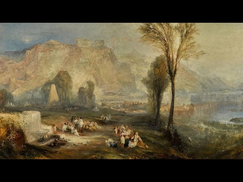 Turner's 'Ehrenbreitstein' - A Great, Late Masterpiece by the First Truly Modern Painter