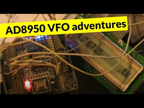 VK3HN: Multiband PLL VFO with Arduino Nano and si5351 | FunnyCat TV