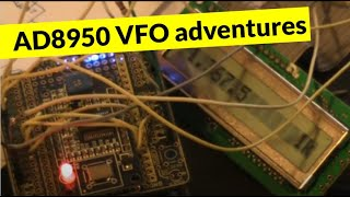 Repeat youtube video Arduino for Amateur Radio: DDS VFO using the AD9850