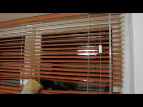Fitting venetian #blinds from 247blinds.co.uk