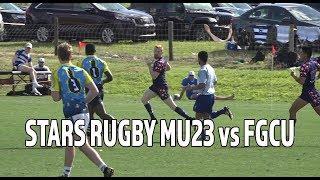 Tropical 7s 2019: Stars Rugby MU23 vs FGCU
