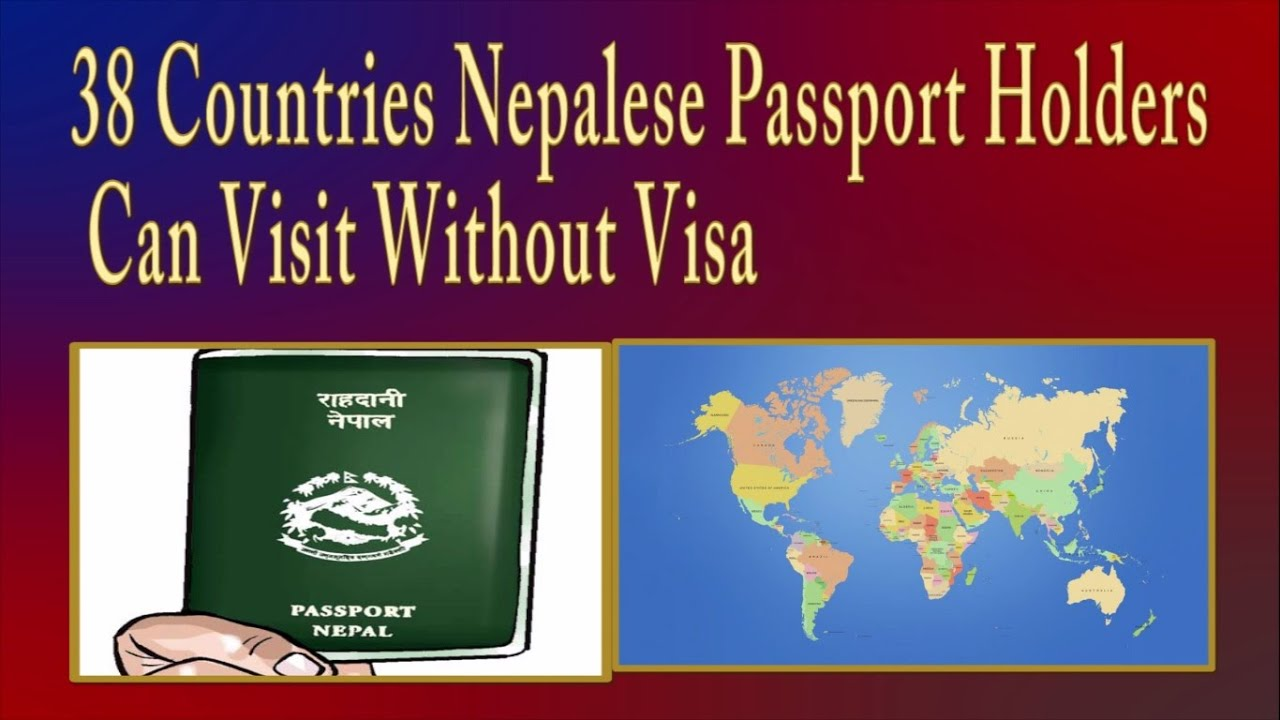 List Of Countries Where Indian can travel Without Visa In ...