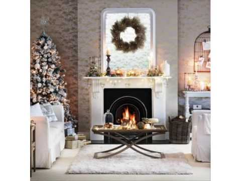 White and Silver Living Room  YouTube