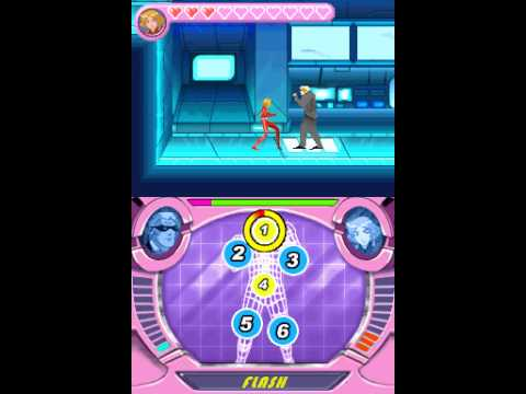 Nintendo DS Longplay [093] Totally Spies! 3: Secret Agents