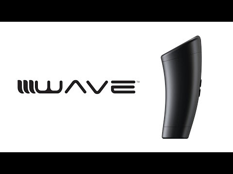 Wave Dual Vaporizer – Vape Dry Herbs and Concentrates Independently or Simultaneously