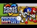 Sonic Heroes Review - Quickies Don't Cut It