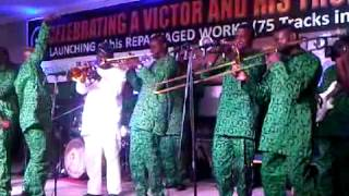 femi kuti performing sir victor olaiya 60years on stage celebration