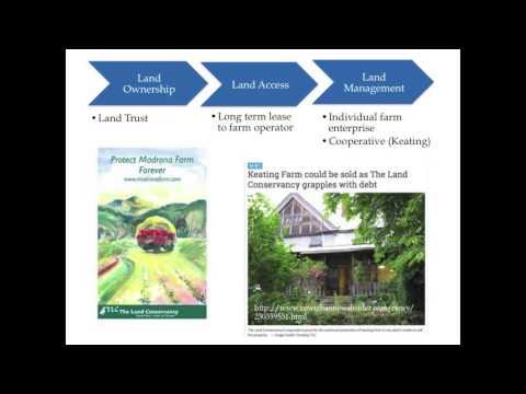 Farmland Access in British Columbia