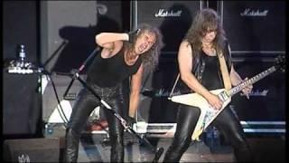 GRAVE DIGGER.Heavy Metal Breakdown.live