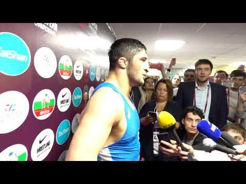 Abdulrashid SADULAEV (RUS, 2018 92kg European champion