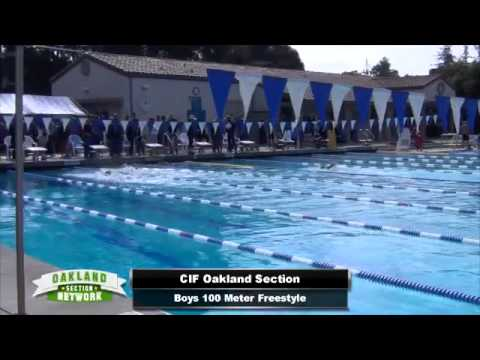 2013 - CIF Oakland Section - Swimming Championships