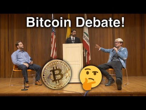 Bitcoin Debate! Erik Finman Vs. Zach Tanenbaum On Blockchain, Privacy & US Dollar