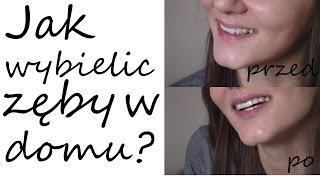 Jak wybielić zęby w domu? kajmanowa