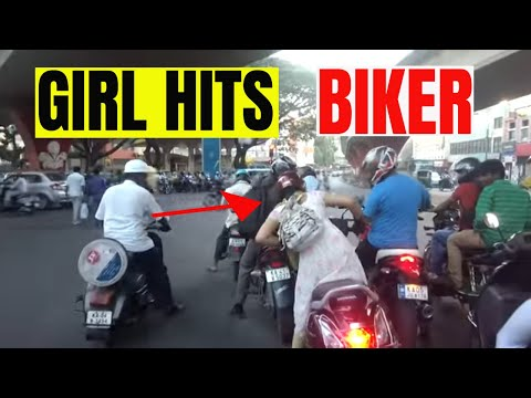Bad Drivers of Bangalore Compilations - 2