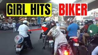 Bangalore/Bengaluru | Bad Drivers | Road Rage in India | Bad drivers of India thumbnail