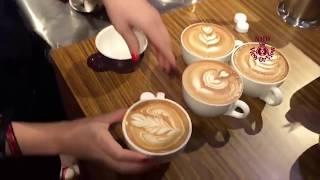 Đã xem là phải Like #3 || Nghệ thuật vẽ Capuchino || Latte art || NHD
