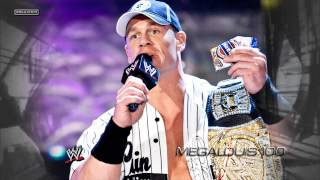 "John Cena 5th WWE Theme Song - ""Basic Thuganomics"