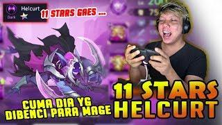 PARA MAGE MAKiN BENCi HELCURT 11 STARS 😂 Mobile Legends Adventure Indonesia