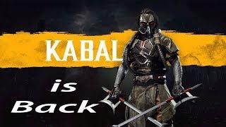 Mortal Kombat 11 PS4 Kabal Gameplay Trailer