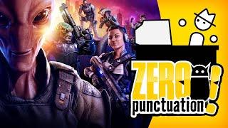 XCOM: Chimera Squad (Zero Punctuation) (Video Game Video Review)