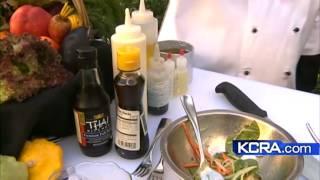 Kcra 3 Kitchen: Ahi Tuna Poke And Ice Cream Parfait