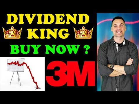 Is It Finally Time To Buy 3M Stock? - (Dividend King Down 40%)