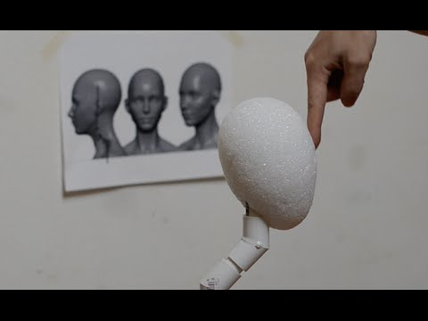 Sculpting a head | zbrush docs.