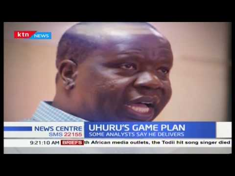 President Uhuru\'s game plan as he shakes up the government