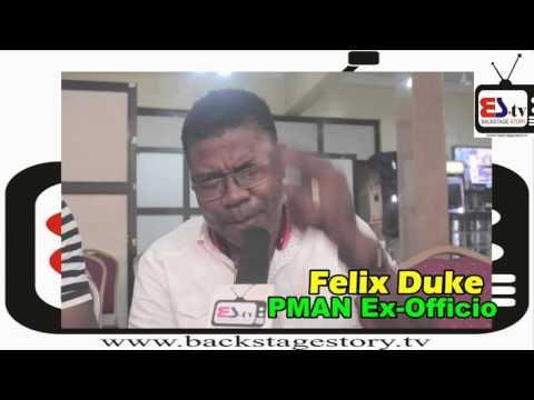 Felix Duke (PMAN Ex-Officio)