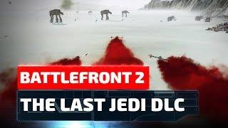 Star Wars Battlefront 2 - The Last Jedi DLC   LIVE Gameplay (4K 60FPS)   TGN Star Wars