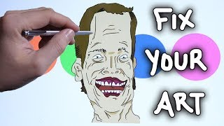 FIX YOUR ART (YIAY #388) thumbnail