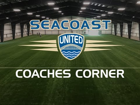 Seacoast United Soccer: Passing and Receiving